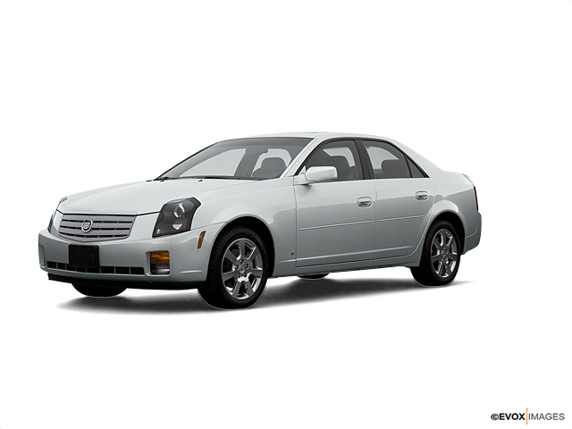 2007 Cadillac CTS Vehicle Photo in Calumet City, IL 60409