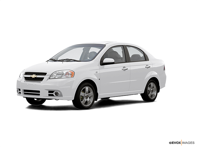 2007 Chevrolet Aveo Vehicle Photo in Colorado Springs, CO 80905