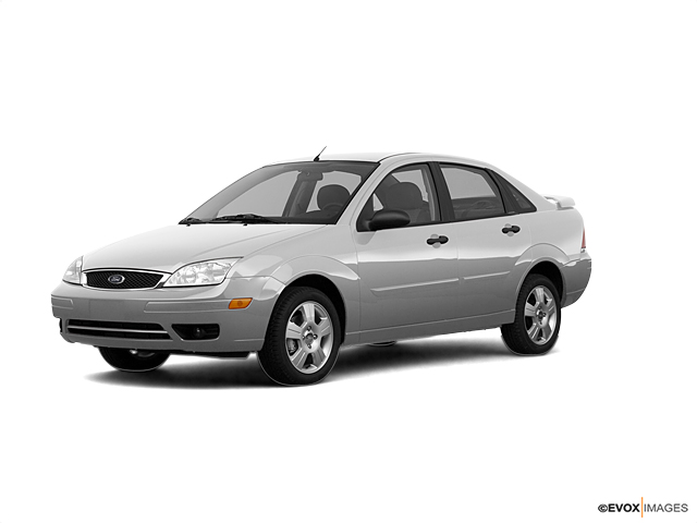 2007 Ford Focus Vehicle Photo in Joliet, IL 60435