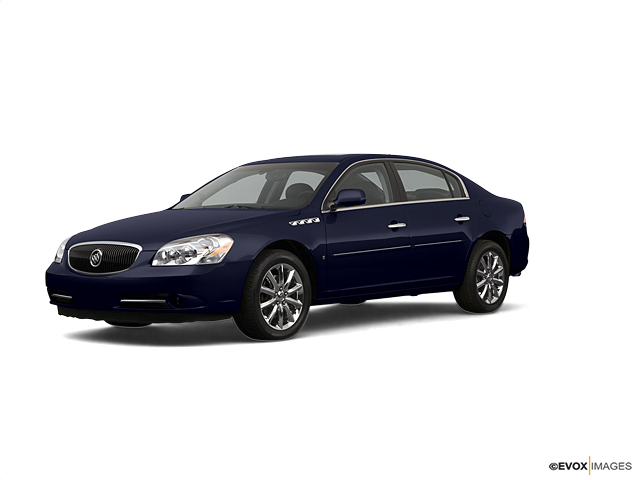 2007 Buick Lucerne Vehicle Photo in Evanston, WY 82930