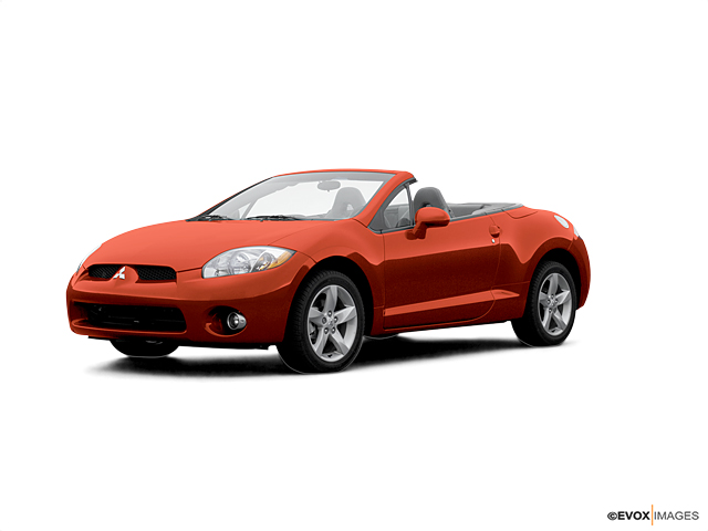 2007 Mitsubishi Eclipse Vehicle Photo in Florence, AL 35630
