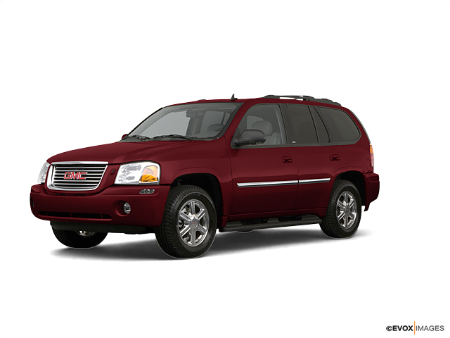 2007 GMC Envoy Vehicle Photo in Mansfield, OH 44906