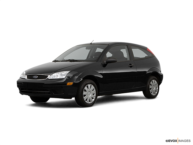 2007 Ford Focus Vehicle Photo in Warrensville Heights, OH 44128