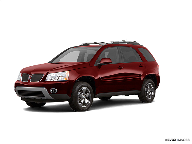 2007 Pontiac Torrent Vehicle Photo in Richmond, VA 23231