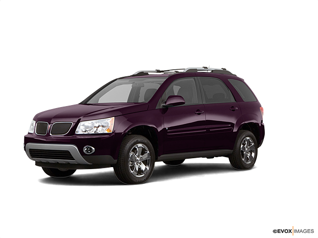 2007 Pontiac Torrent Vehicle Photo in Highland, IN 46322