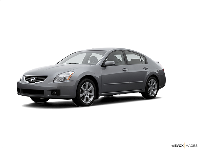 2007 Nissan Maxima Vehicle Photo in Danville, KY 40422