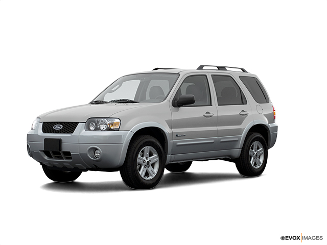 2007 Ford Escape Vehicle Photo in Crosby, TX 77532