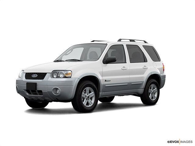 2007 Ford Escape Vehicle Photo in Mansfield, OH 44906