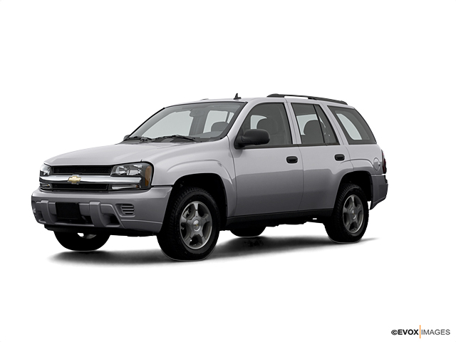 2007 Chevrolet TrailBlazer Vehicle Photo in San Angelo, TX 76903