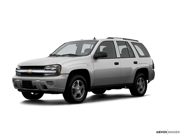 2007 Chevrolet TrailBlazer Vehicle Photo in Anchorage, AK 99515
