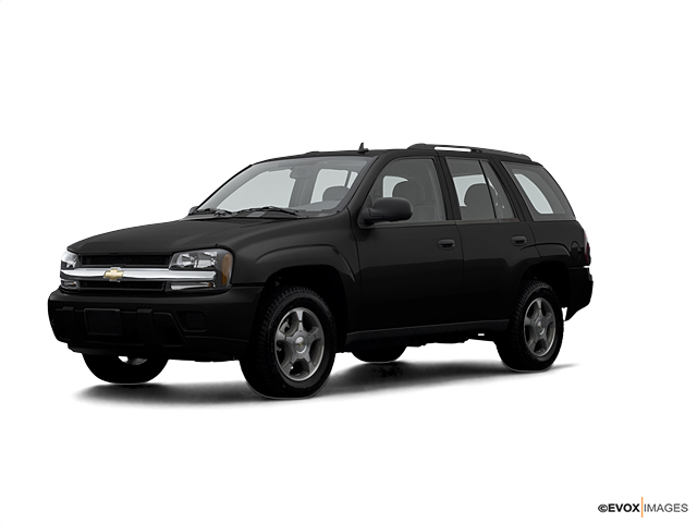 2007 Chevrolet TrailBlazer Vehicle Photo in Joliet, IL 60435