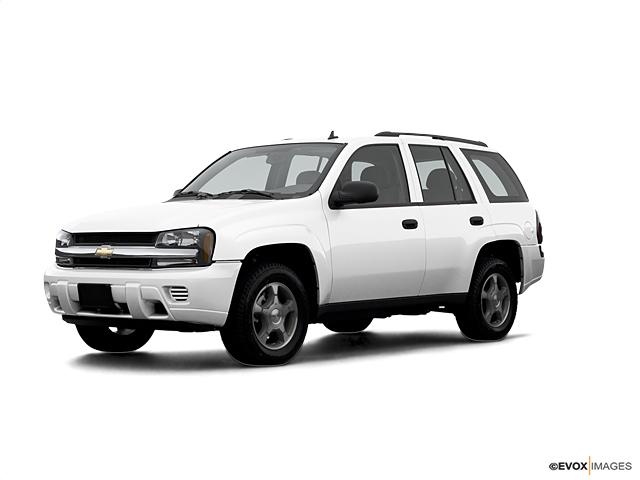2007 Chevrolet TrailBlazer Vehicle Photo in Freeland, MI 48623