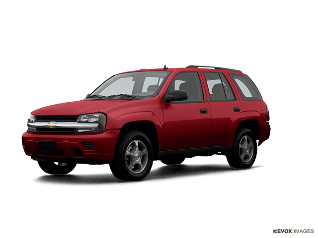 2007 Chevrolet TrailBlazer Vehicle Photo in Akron, OH 44303