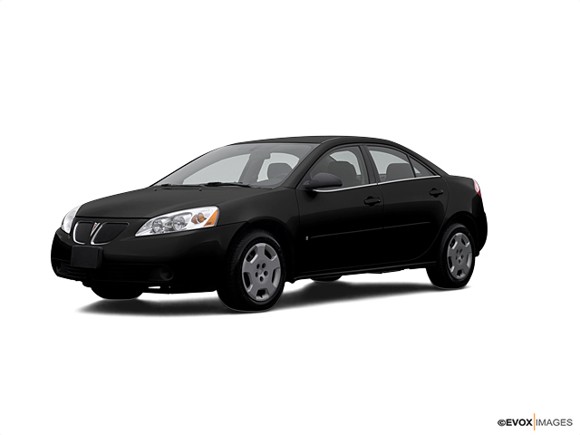 2007 Pontiac G6 Vehicle Photo in Akron, OH 44320