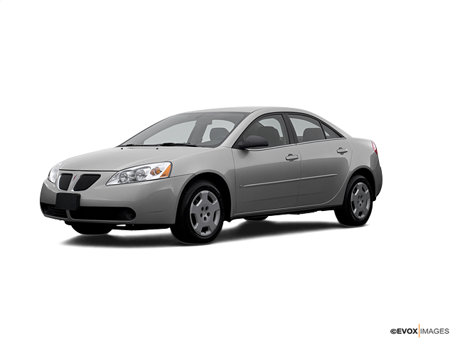 2007 Pontiac G6 Vehicle Photo in Danville, KY 40422