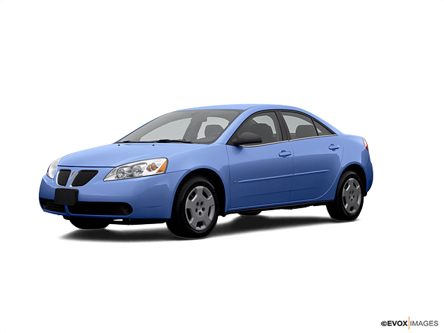 2007 Pontiac G6 Vehicle Photo in Detroit, MI 48207