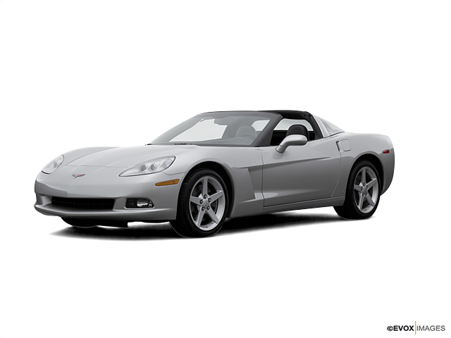 2007 Chevrolet Corvette Vehicle Photo in Selma, TX 78154