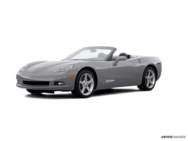 2007 Chevrolet Corvette Vehicle Photo in Kernersville, NC 27284