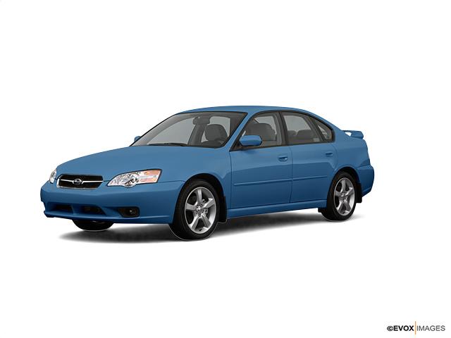2007 Subaru Legacy Vehicle Photo in Casper, WY 82609