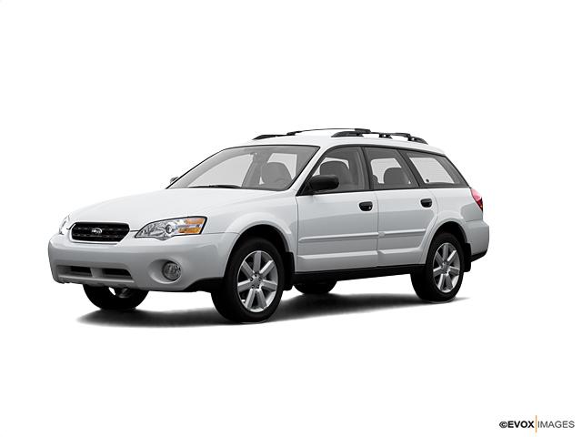 2007 Subaru Legacy Wagon Vehicle Photo in Casper, WY 82609