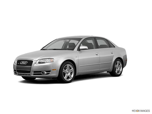 2007 Audi A4 Vehicle Photo in Colorado Springs, CO 80905
