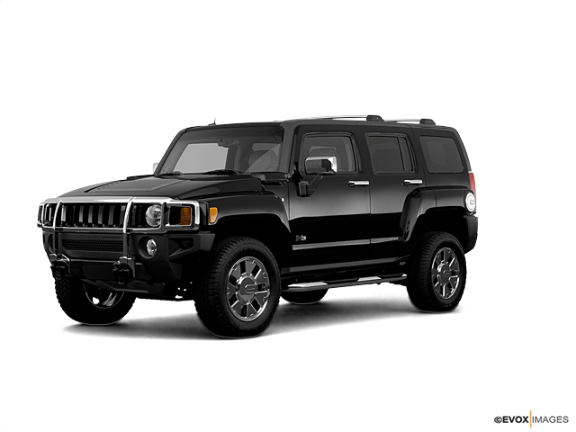 2007 HUMMER H3 Vehicle Photo in Tulsa, OK 74133