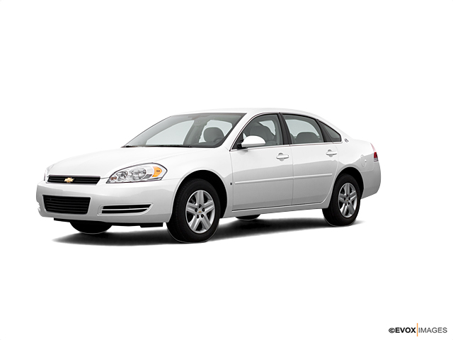 2007 Chevrolet Impala Vehicle Photo in Sioux City, IA 51101