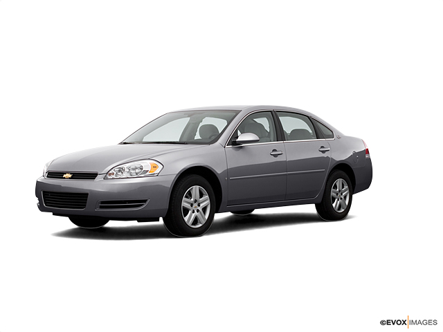 2007 Chevrolet Impala Vehicle Photo in Butler, PA 16002