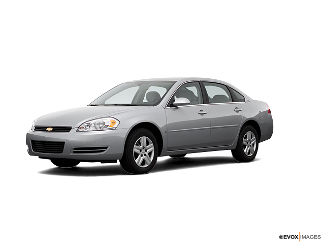 2007 Chevrolet Impala Vehicle Photo in Gaffney, SC 29341