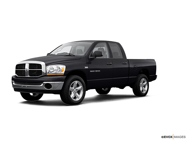2007 Dodge Ram 1500 Vehicle Photo in Joliet, IL 60435