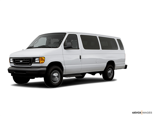2007 Ford Econoline Wagon Vehicle Photo in Colorado Springs, CO 80920