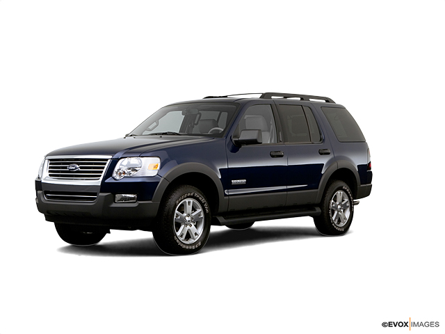 2007 Ford Explorer Vehicle Photo in Independence, MO 64055