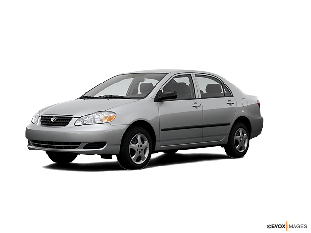 2007 Toyota Corolla Vehicle Photo in Bowie, MD 20716