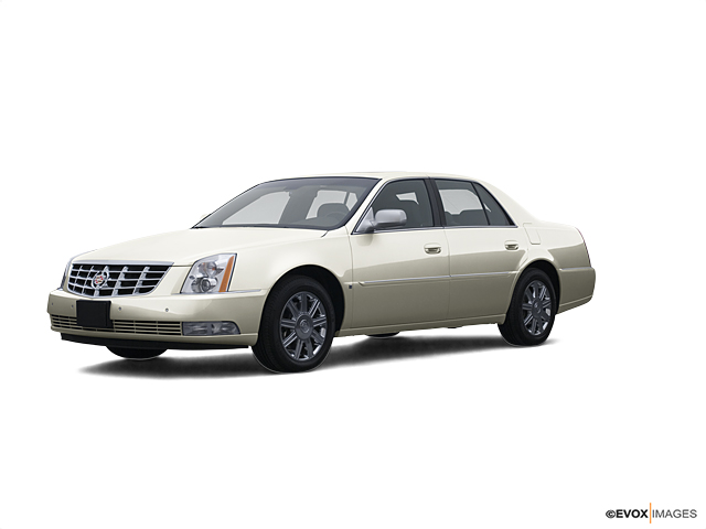 2007 Cadillac DTS Vehicle Photo in Fishers, IN 46038