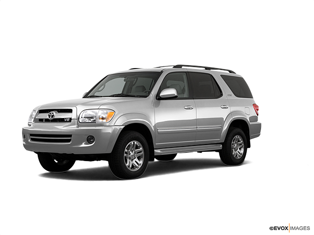 2007 Toyota Sequoia Vehicle Photo in Anchorage, AK 99515