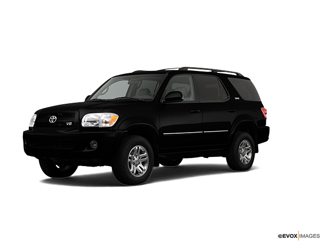 2007 Toyota Sequoia Vehicle Photo in Trevose, PA 19053-4984