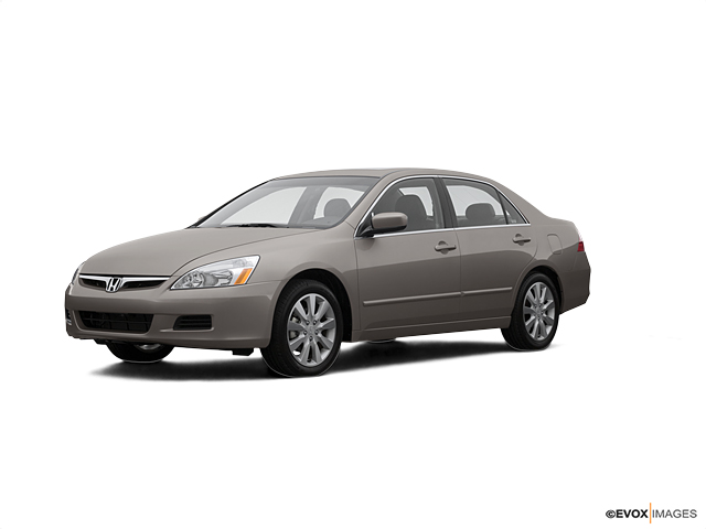 2007 Honda Accord Sedan Vehicle Photo in Melbourne, FL 32901