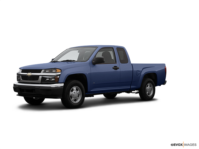 2007 Chevrolet Colorado Vehicle Photo in Mansfield, OH 44906