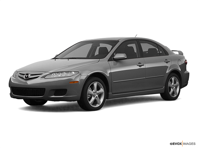 2007 Mazda Mazda6 Vehicle Photo in Hamden, CT 06517