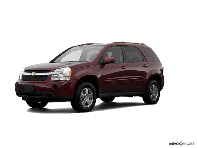 2007 Chevrolet Equinox Vehicle Photo in Vincennes, IN 47591