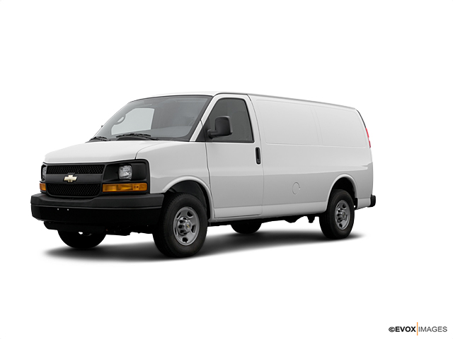 2007 Chevrolet Express Cargo Van Vehicle Photo in Colorado Springs, CO 80905
