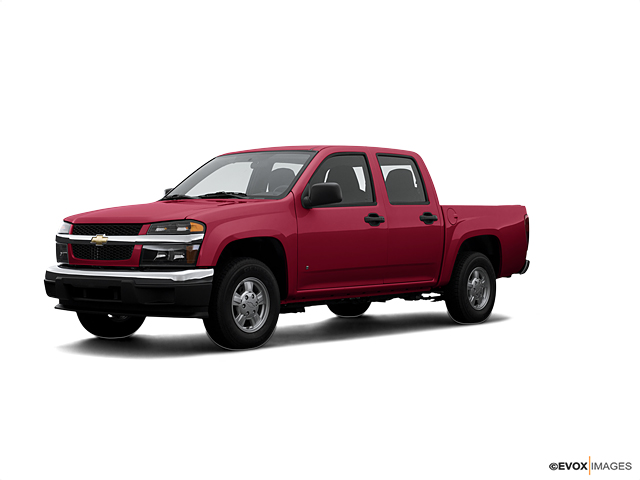 2007 Chevrolet Colorado Vehicle Photo in Plainfield, IL 60586-5132