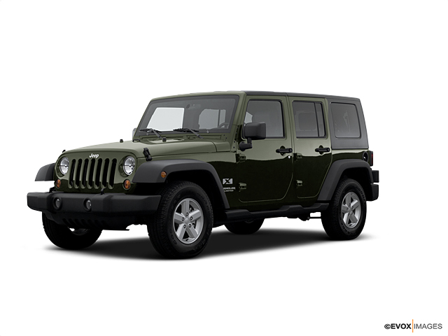 2007 Jeep Wrangler Vehicle Photo in Boonville, IN 47601