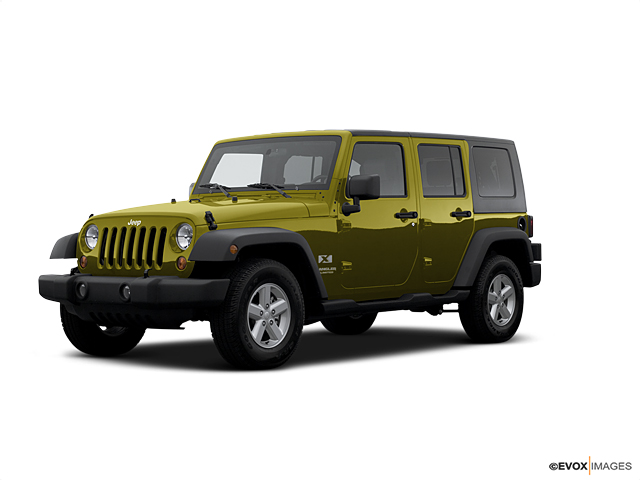 2007 Jeep Wrangler Vehicle Photo in Anchorage, AK 99515
