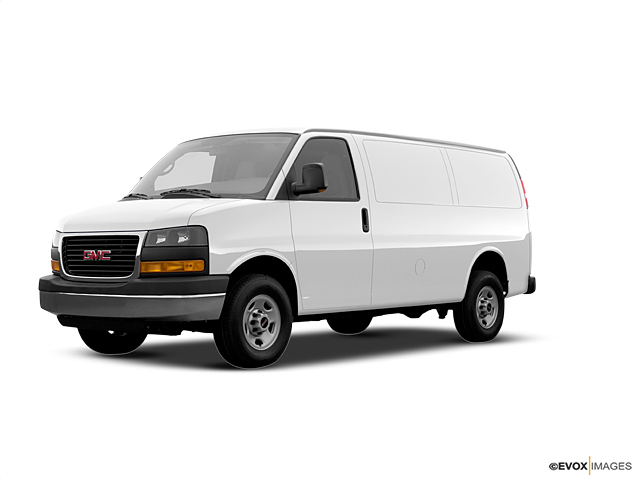 2007 GMC Savana Cargo Van Vehicle Photo in Anaheim, CA 92806