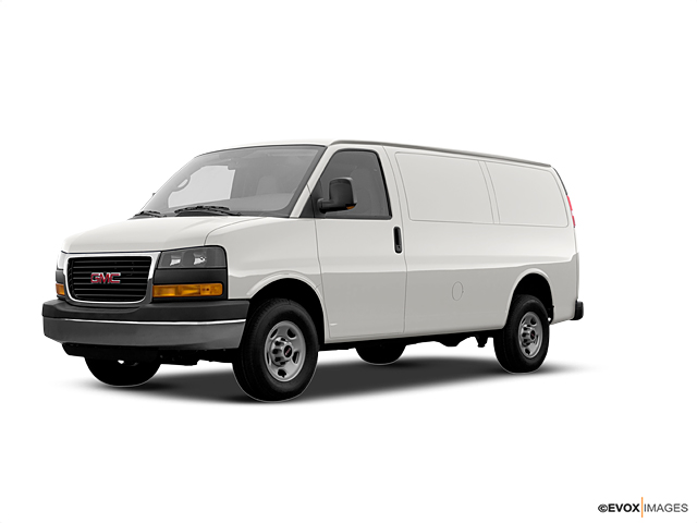 2007 GMC Savana Cargo Van Vehicle Photo in Danbury, CT 06810