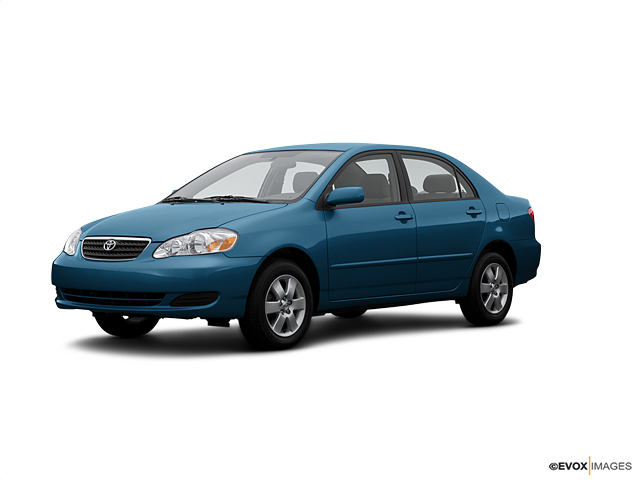 2007 Toyota Corolla Vehicle Photo in Trevose, PA 19053