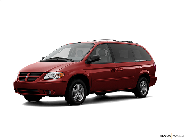 2007 Dodge Grand Caravan Vehicle Photo in Hudsonville, MI 49426