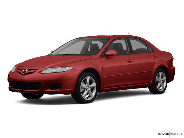 2007 Mazda Mazda6 Vehicle Photo in American Fork, UT 84003