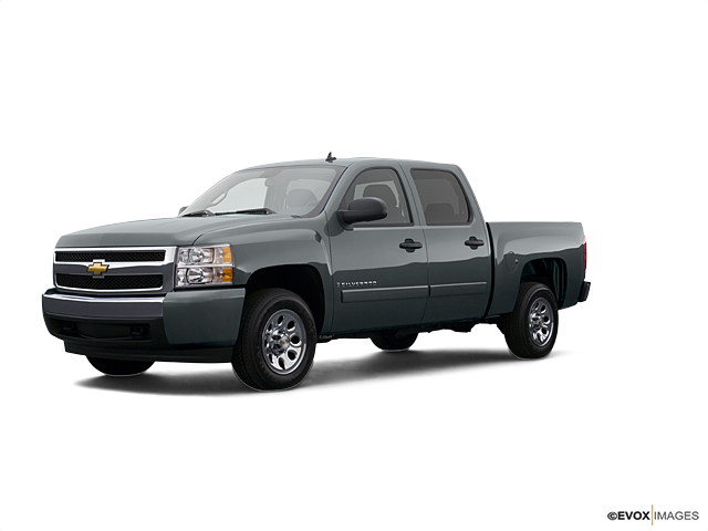 2007 Chevrolet Silverado 1500 Vehicle Photo in Spokane, WA 99207